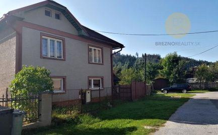 Rodinný dom na predaj - Nízke Tatry