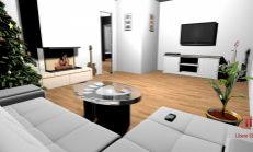 Tehlový 3 izbový byt ( Matejovce pri Poprade )