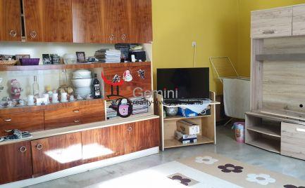 GEMINIBROKER vám ponúka čiastočne zrekoštruovaný 3 izbový rodinný dom v Gonc vhodný aj na trvalé bývanie
