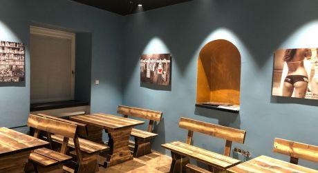 Bývalá reštaurácia U 3 zajacov s kaviareňou v Rači- je na predaj- dobrá investícia pre Vaše podnikanie