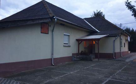 GEMINIBROKER vám ponúka rodinný dom vo veľmi dobrom stave v obci Vizsoly