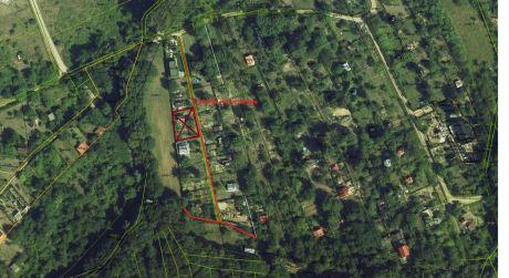 Záhrada s murovanou chatkou je na predaj-Dúbravka-Veľká Lúka