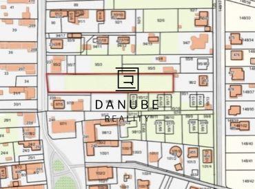 Predaj pozemku v centre obce Miloslavov, okres Senec.