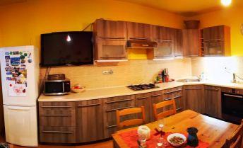 EXKLUZÍVNE U NÁS! 3 izbový útulný byt krásne zrekonštruovaný!