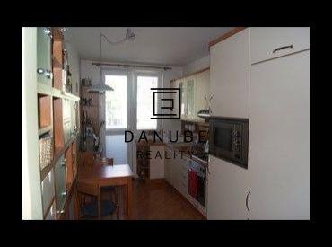 Prenájom 3 - izbový byt na Podunajskej ulici, Bratislava - Podunajské Biskupice.