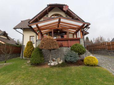 Nadštandardný rodinný dom vo Vysokých Tatrách !!!