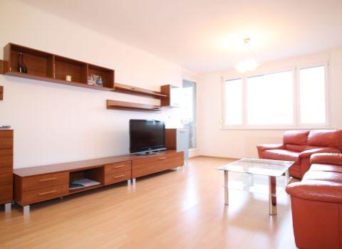Na prenájom 2izbový byt v novostavbe Boria s výhľadom na Štrkovecké jazero