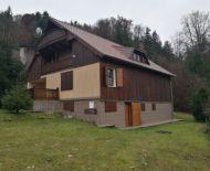 Krásna a veľká  rekreačná chata v Krpáčove