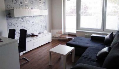 Svetlý 2-izbový byt v novostavbe na začiatku Petržalky