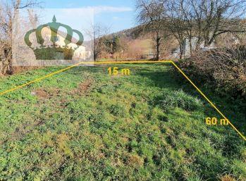 Rezervované! Pozemok pre rodinný dom v obci Marhaň okr. Bardejov