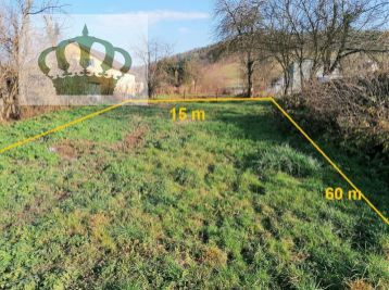 Pozemok pre rodinný dom v obci Marhaň okr. Bardejov