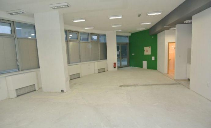 Predaj, obchodné priestory v novostavbe Oberon(83 m2) , Majerníkova ul., BA IV Karlova Ves, DD