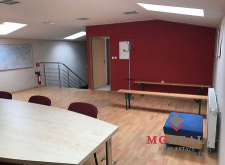 Obchodné a kancelárske priestory Topoľčany