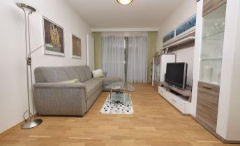 3-izbový byt v Cubicon Gardens so záhradkou 25 m² (možnosť parkovacieho miesta)