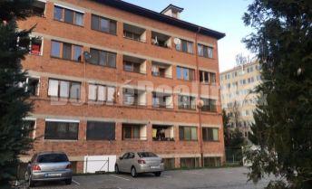 Predaj 1 i tehlového bytu v apartmánovom dome vo Zvolene/Sekier-Lučenecká cesta