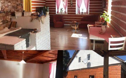 Nová Ves nad Žitavou - Zrekonštruovaný 100-ročný dom vo vidieckom štýle ID 080-12-MIG