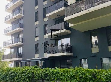 Predaj 1 izbový byt, projekt CUBICON GARDENS na ulici Rudolfa Mocka, Bratislava – Karlova Ves – Grunty.