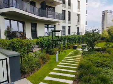 Predaj 2 izbový byt v projekte CUBICON GARDENS na ulici Rudolfa Mocka, Bratislava – Karlova Ves – Grunty.