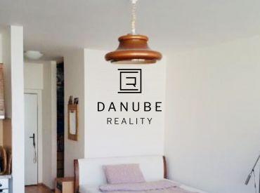Prenájom 1-izbový byt na Tomášikovej ulici pri Kuchajde, Bratislava-Nové Mesto.