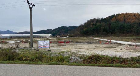 Stavebné pozemky s kompletnými IS v obci Svederník
