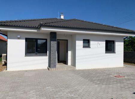 Novostavba Rodinný dom Kamanová 4