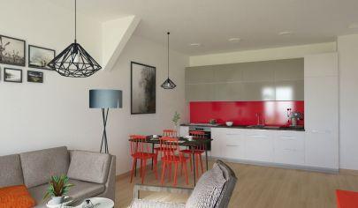 Byt 4+1 (90 m2) s balkónom, centrum Sp. Nová Ves