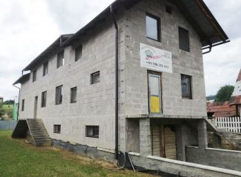 Budova v rekreačnej oblasti Vyšné Ružbachy okr. Stará Ľubovňa