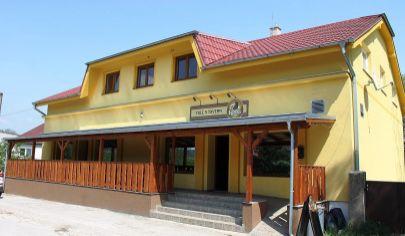 RADOŠINA časť Bzince - prenájom prosperujúcej reštaurácie