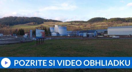 Predaj veľkého, rovinatého pozemku v obci Nižná, ideálneho na priemyselný park a podnikanie