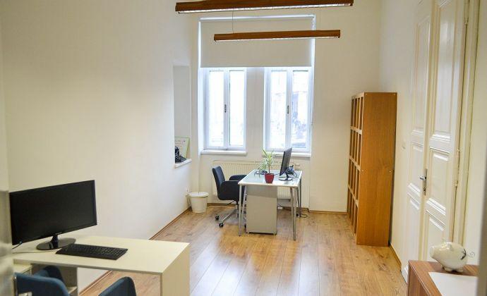 Reprezentatívne kancelárske priestory v centre, 147 m2, Šafarikovo nám., BAI- Staré Mesto