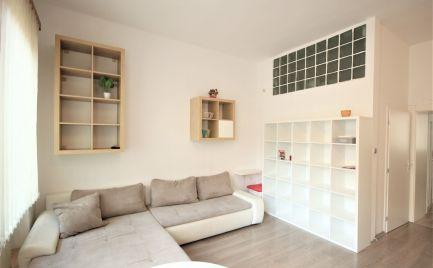 PREANÁJOM - zariadený 2i byt v širšom centre mesta, BA I.