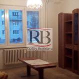Na prenájom 2 izbový byt na Sklenárovej ulici v Ružinove