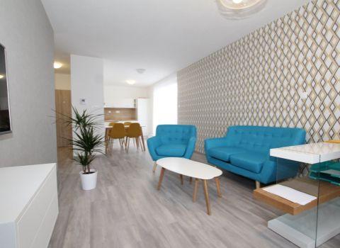 Na predaj , 79 m2, NOVOSTAVBA, krásny moderný 2 izbový byt s terasou