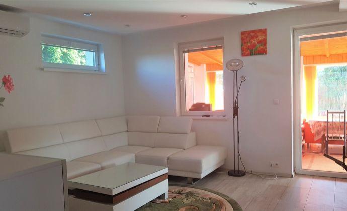 Moderný 7-izbový rodinný dom, zimná záhrada, 3x garáž, tiché prostredie, Hrubý Šúr (Tureň)