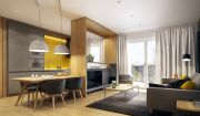 Najväčší typ 4-izbového bytu - Vlčince 4