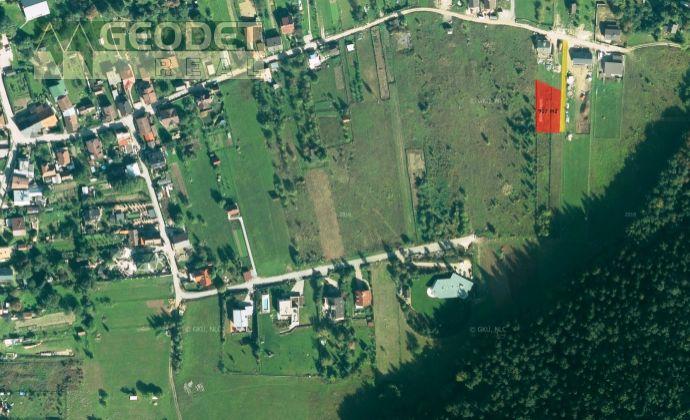 Stavebný pozemok Lietava
