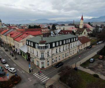 Polyfunkčná budova / hotel v centre Liptovského Mikuláša na predaj