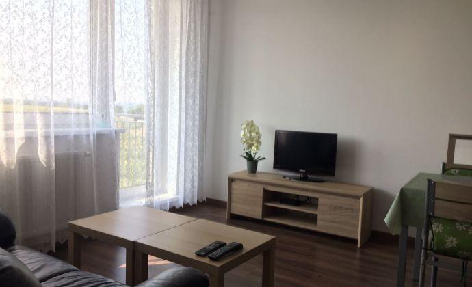 Moderne zariadený byt v novostavbe, vhodné pre 3 pracujúcich (200 Eur/osoba), parkovacie miesto