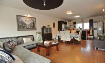 Predaj,  4-izb. novostavba RD s možnosťou 5 izby (ÚP 144 m2, 226 m2 pozemok) v  novej Vrakuni pri Vrakúnskeho lesoparku, ul. Majoránová, BA II- Vrakuňa.