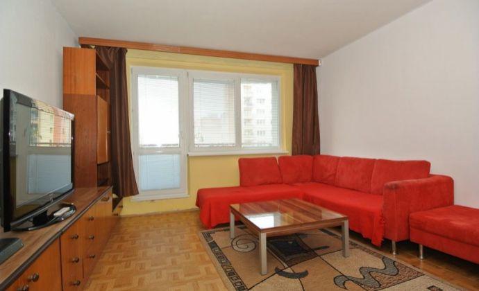 Predaj, útulný 2-izb. byt (47,89 m2 s 2 x loggia) s výbornou dispozíciou, ul. Ľudovíta Fullu, Bratislava IV, Karlova Ves- Dlhé diely