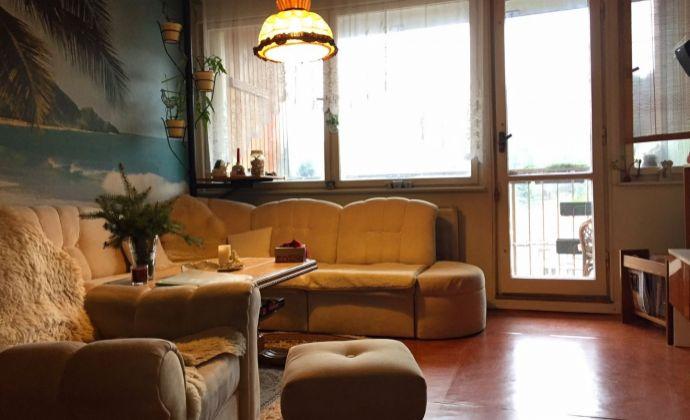 Priestranný byt s pekným výhľadom, loggia, Lamač - Studenohorská ul.
