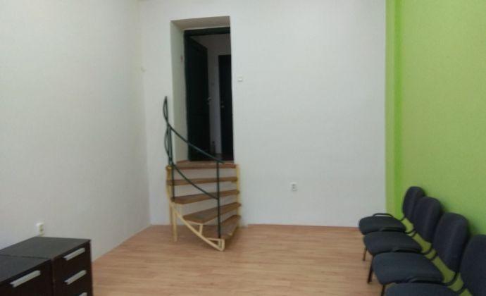 Obchodné a kancelárske priestory na prenájom v Nových Zámkoch