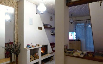 Ihneď obývateľný byt so záhradou - Hronec - okr. Brezno