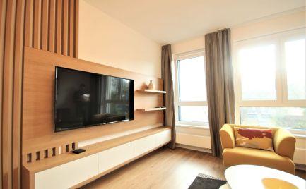 PRENÁJOM - nádherný 2i byt v novostavbe STEIN2, Staré mesto, BA I.