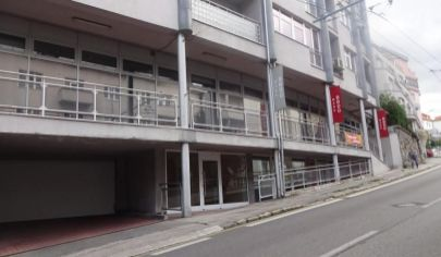 2 samostatné obchodné priestory, Palisády, Bratsialva - StaréMesto