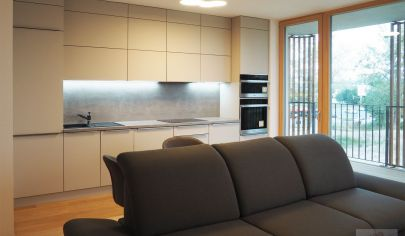 Nový 2-izbový byt v novostavbe NIDO Ružinov
