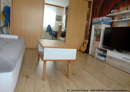 EXKLUZÍVNE - Útulný, zariadený 1-izbový byt s balkónom na prenájom Poprad - Juh 3