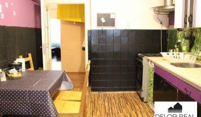 V tehlovom dome na Miletičovej ulici priestranný 3 izbový byt