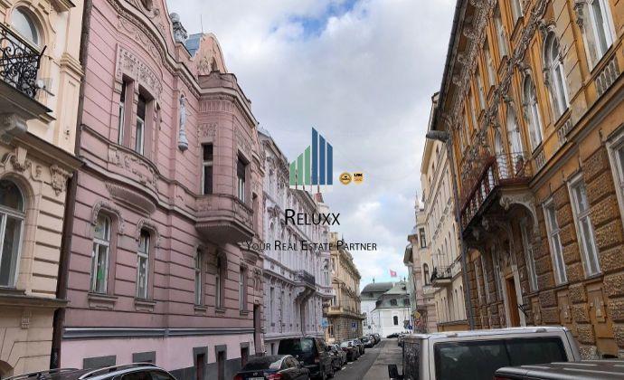 BA I Staré Mesto Tolstého prenájom 56 m2 na relax beauty centrum