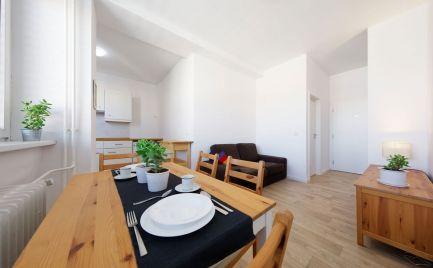 Predaj 2 izbový byt v novostavbe s parkovaním na Kramároch